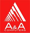 A & A Computers logo